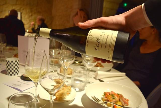 Wine at Hostellerie de L'Imaginaire | www.rachelphipps.com @rachelphipps
