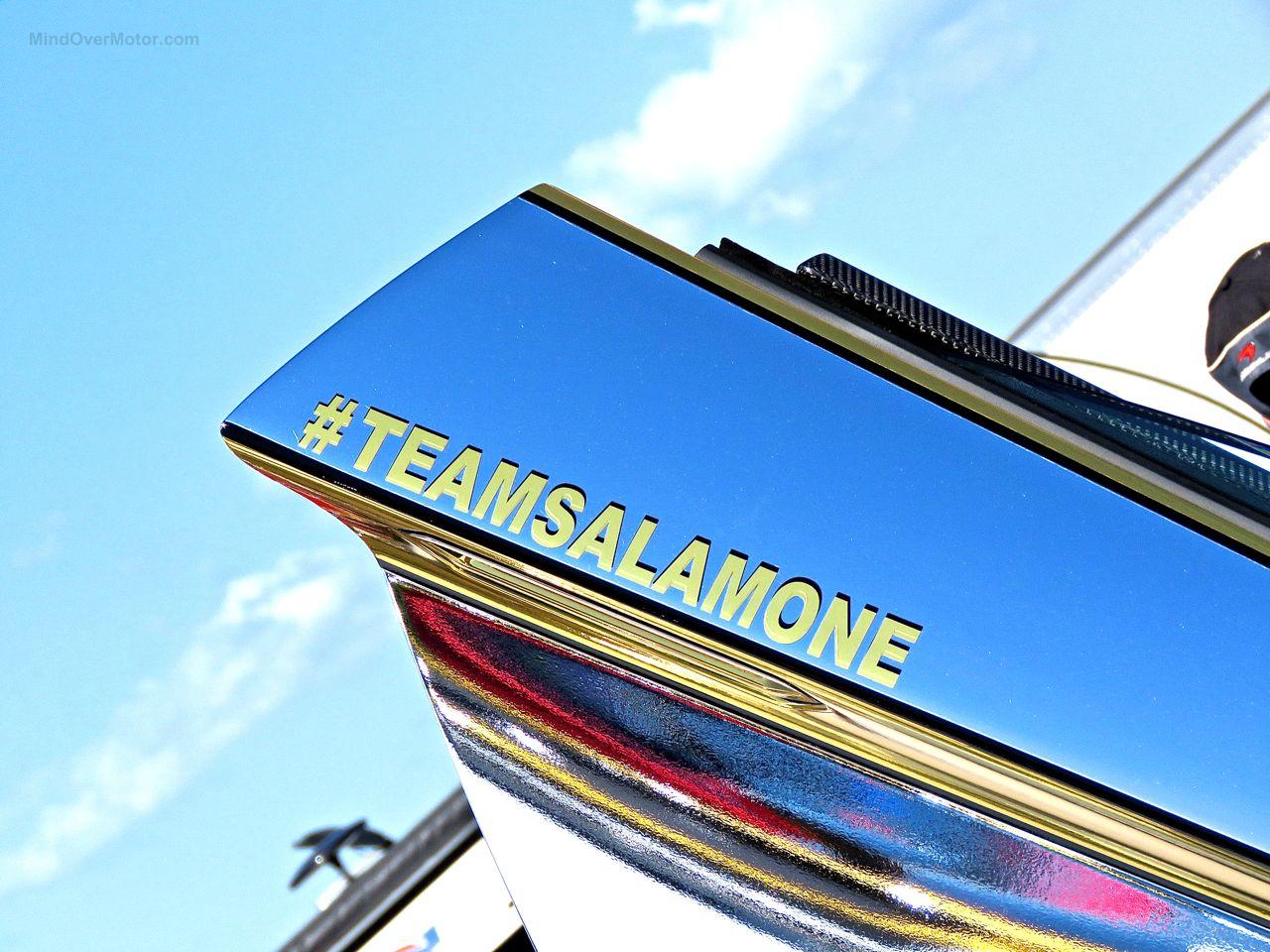 Team Salamone Lamborghini Aventador SV 2