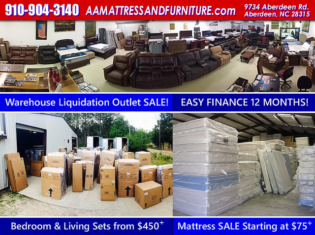 Warehouse Liquidation WM