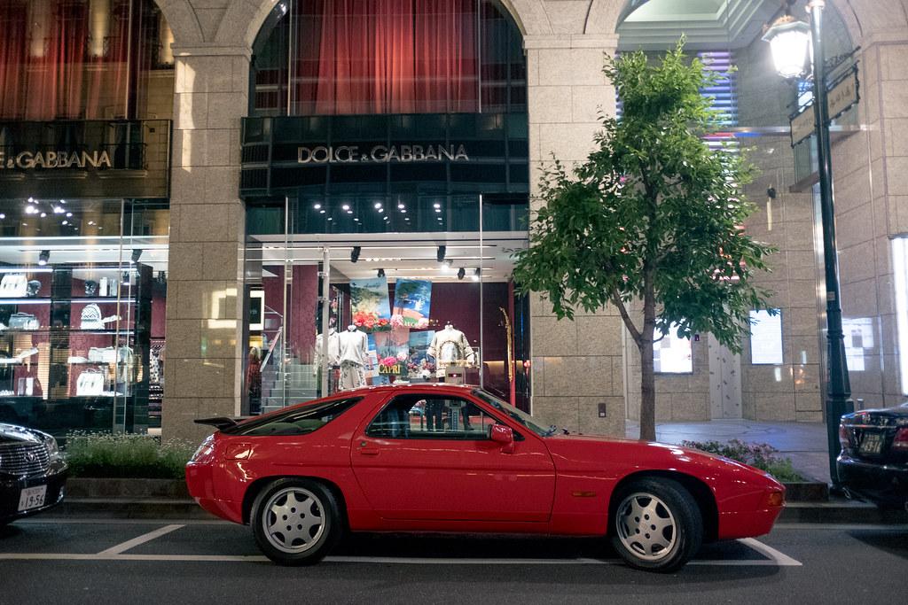 Porsche 928 2016/05/23 X7000347