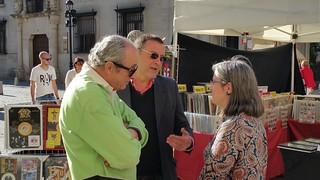 IV Feria del Disco de Ávila /Día de la Música Resumen