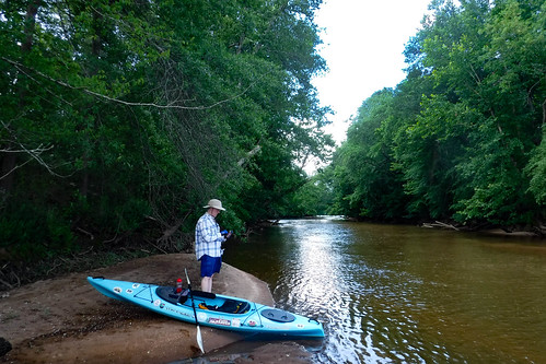 Goat Island in the Broad River-76