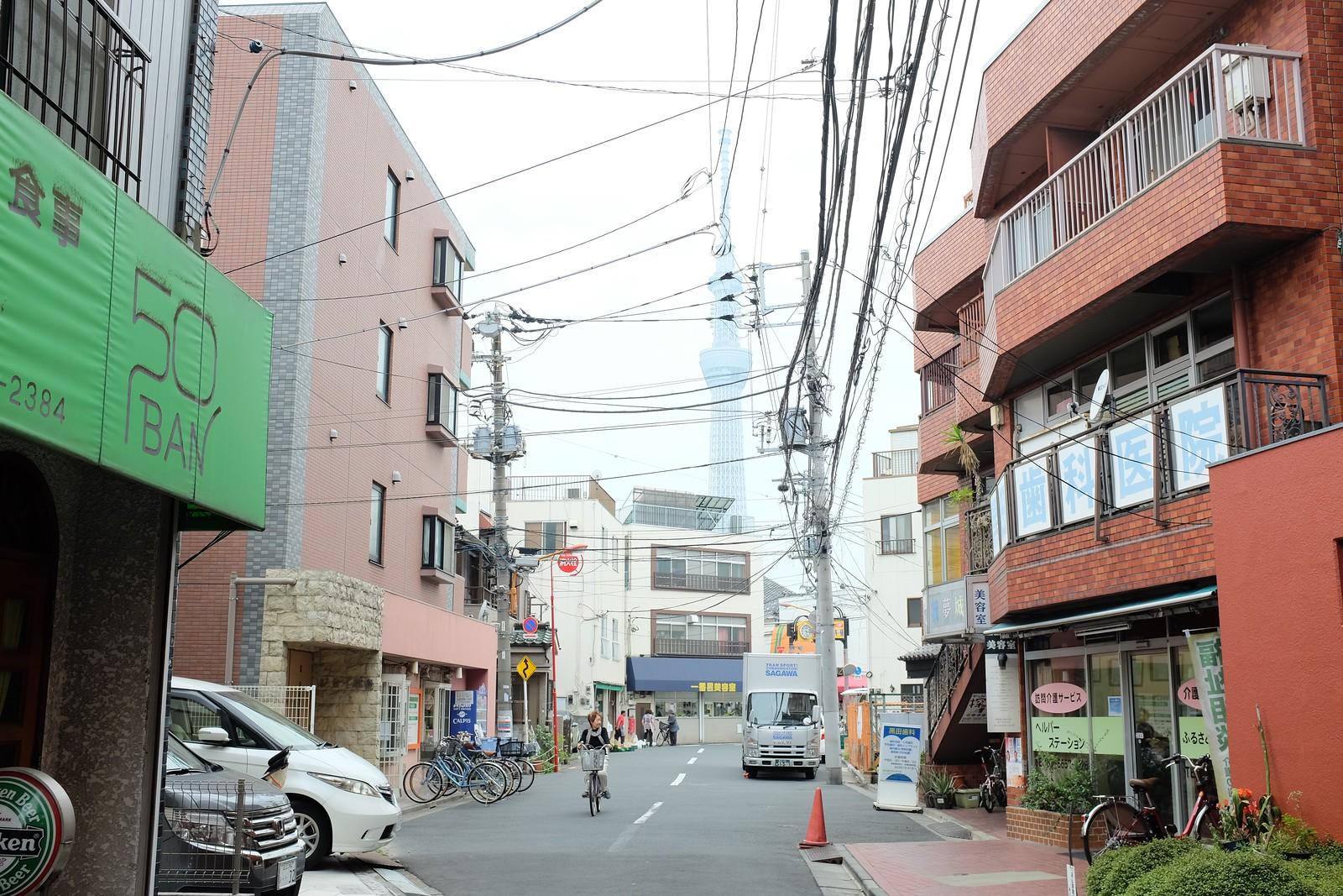 Sumida-ku photos in Tokyo, Japan.