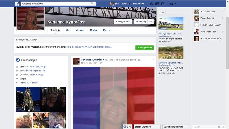karianne kynbråten facebook