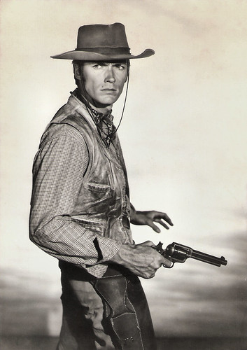 Clint Eastwood in Rawhide (1959–1966)