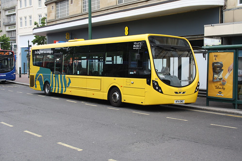 Yellow Buses 868 HF14BWZ