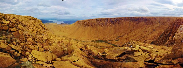 Tablelands Mtn - Gros Morne National Park