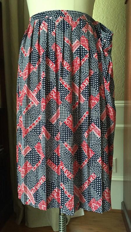 Patriotic Kimono - Before