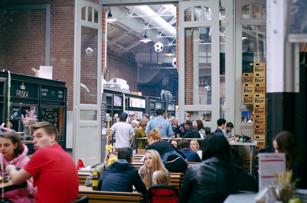 Amsterdam, FoodHallen