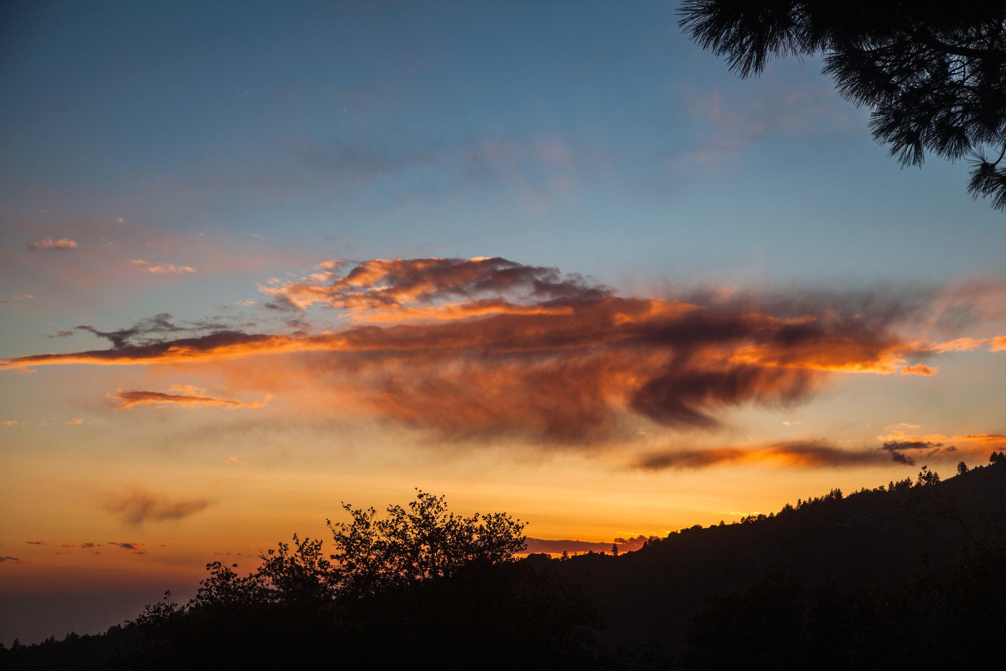 Idyllwild Sunset