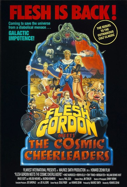 (1989) Flesh Gordon Meets The Cosmic Cheerleaders