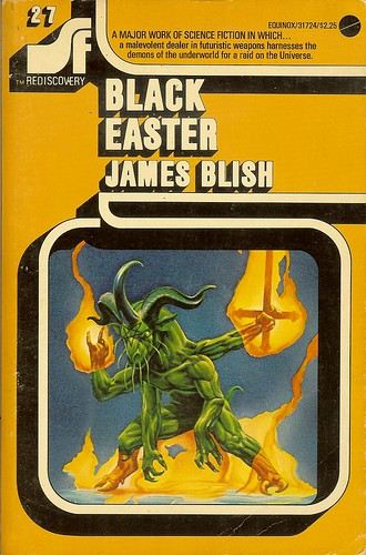 Black Easter - The Devils Day book 1 - James Blish - cover artist unknown