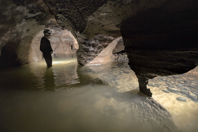 Michael Nathan Smith, Merrybranch Cave, White County, Tennessee 2