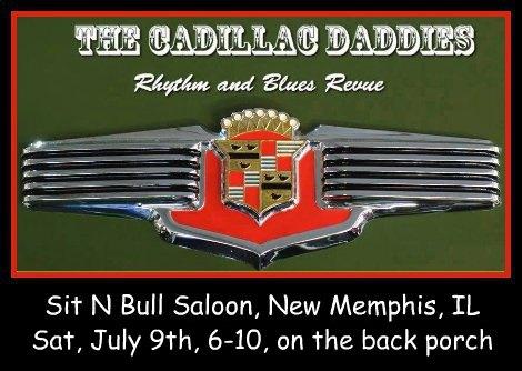 Cadillac Daddies 7-9-16
