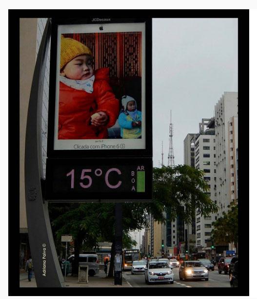 Avenida Paulista - por Adriana Paiva