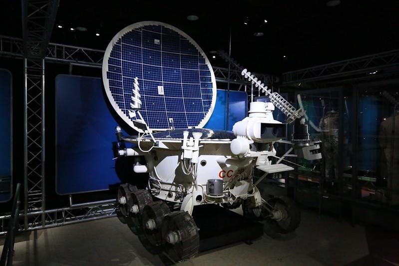 蘇俄的遙控登月艇