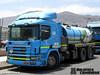 Scania P 94 DB / Transportes Transverde (Al Servicio de Vía Limpia)