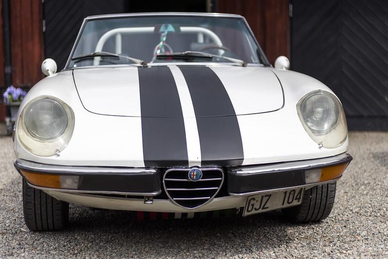 Mi piace questa Alfa Romeo
