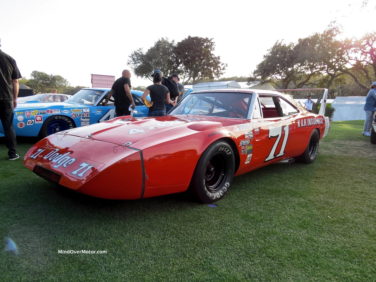 1969 Charger Daytona Front