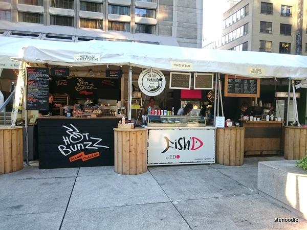 Front Street Foods vendors