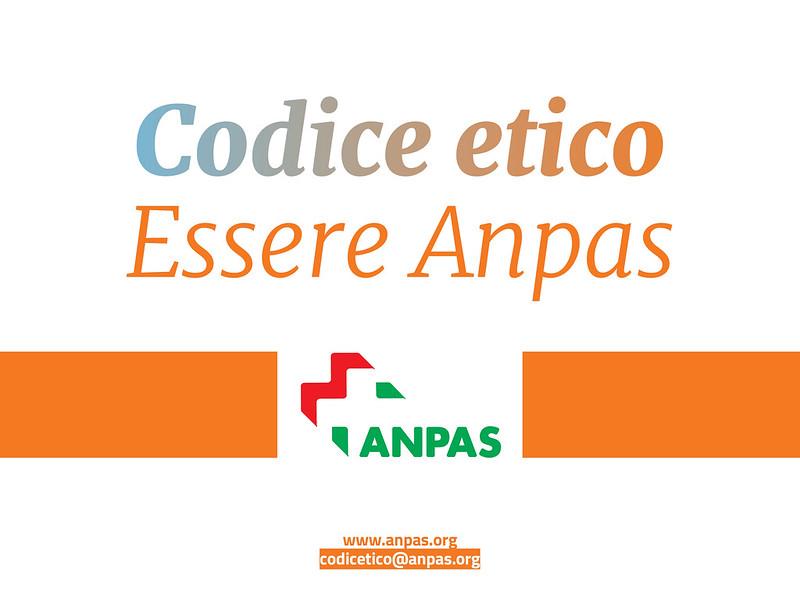 Codice etico Essere Anpas