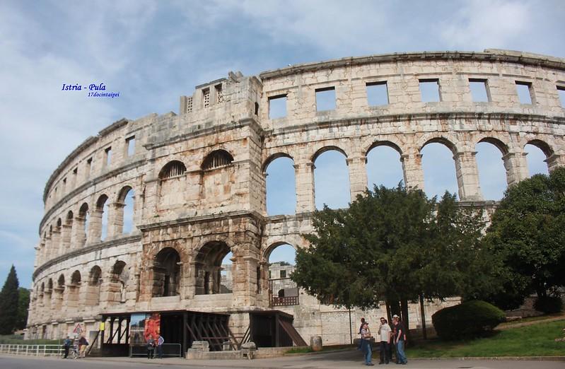 Istria-Pula-Arena-Croatia-普拉競技場-17度C隨拍- (6)