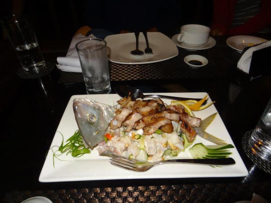 Bantayan Food