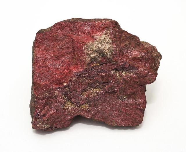 辰砂_cinnabar_大和水銀鉱山