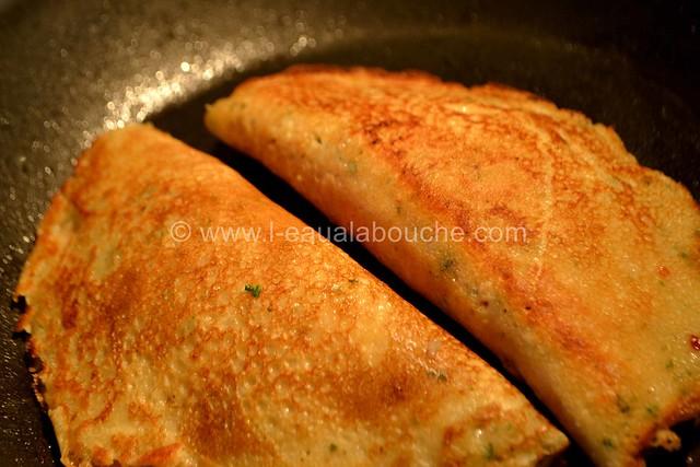 Délices au Fromage Jambon, Lard & Champignons © Ana Luthi Tous droits réservés 18