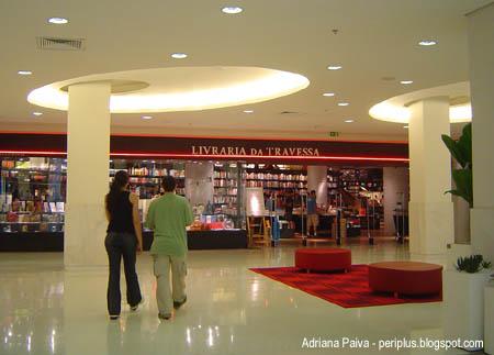 Shopping Leblon - Livraria da Travessa