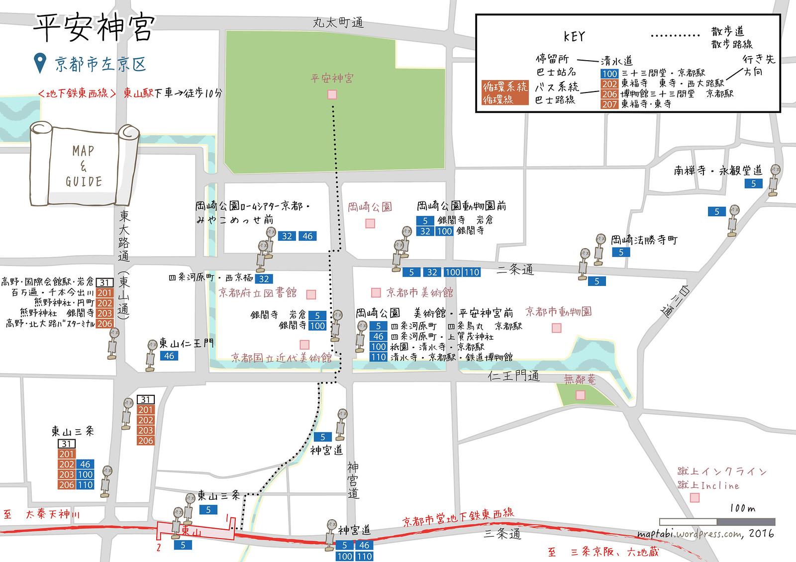 heianjingu_map