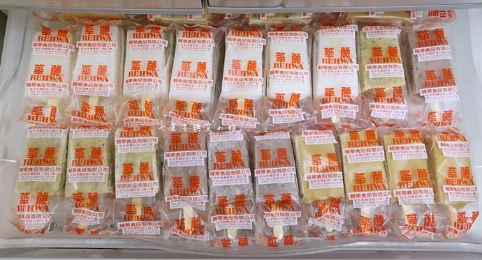 7 麗華餅店 冰棒 西點 檸檬 花生 紅豆 綠豆