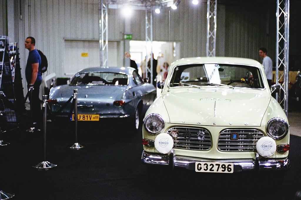 Classic Volvo Cars - Autonostalgia 2016