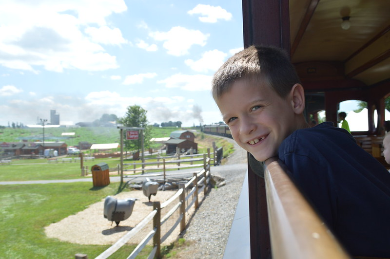 Strasburg Railroad Adventure
