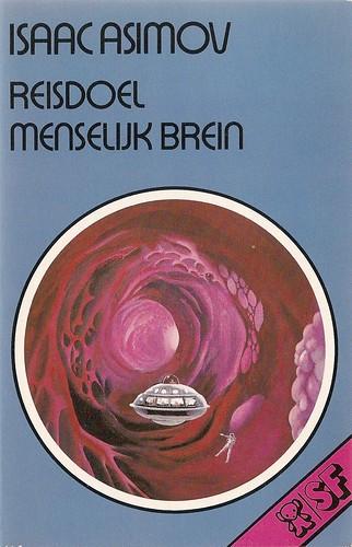 Isaac Asimov - Reisdoel Menselijk Brein (Bruna 1978)