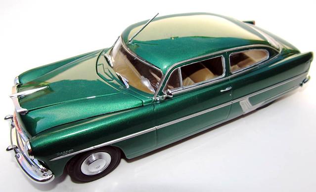 1954 Hudson Hornet Special 1:25 Scale Moebius Model Kit #1214 Review