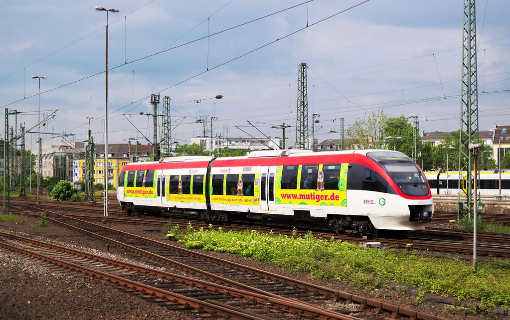 Regiobahn 1010 - Düsseldorf Hbf