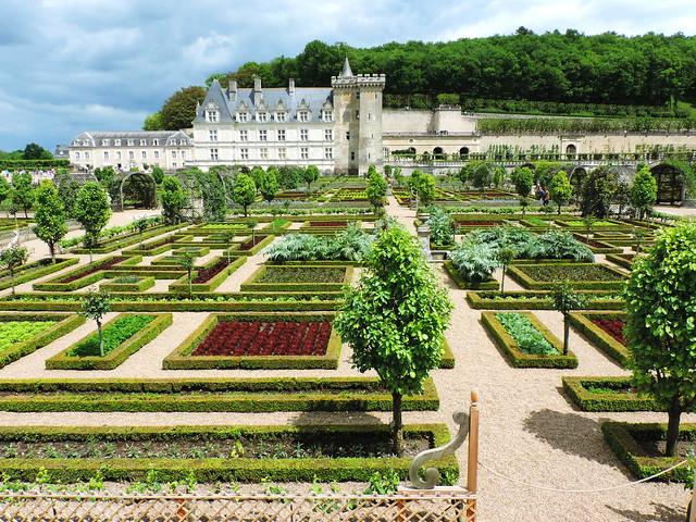 Château de Villandry, Loire Valley, France
