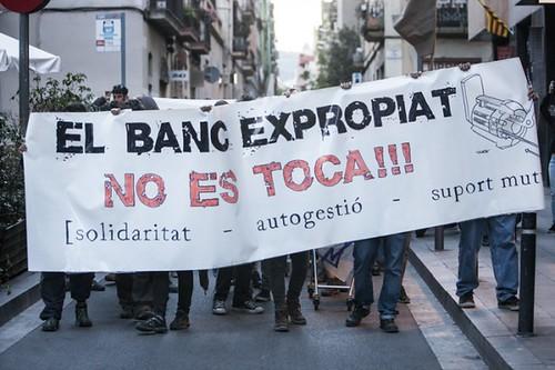 Banc Expropiat no es toca