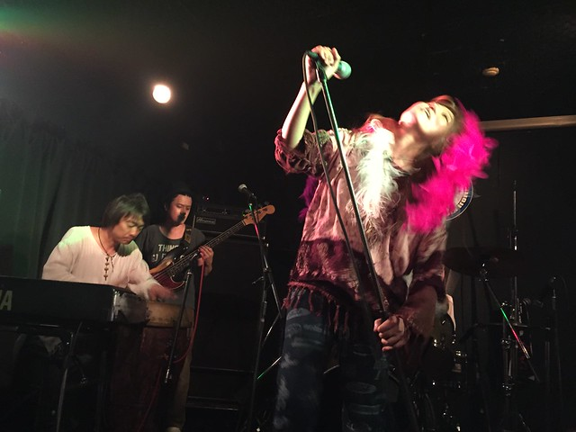 ベンツがほしい live at Black And Blue, Tokyo, 19 Jun 2016