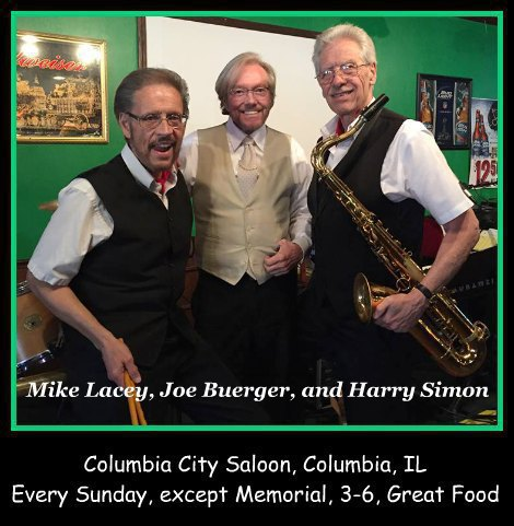 Mike Lacey, Joe Buerger, and Harry Simon 7-17-16