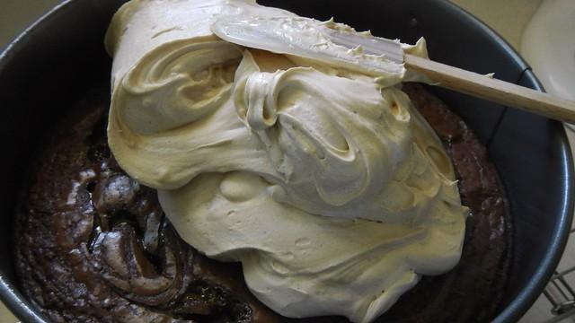 Half-Baked Turtle Cheesecake 18