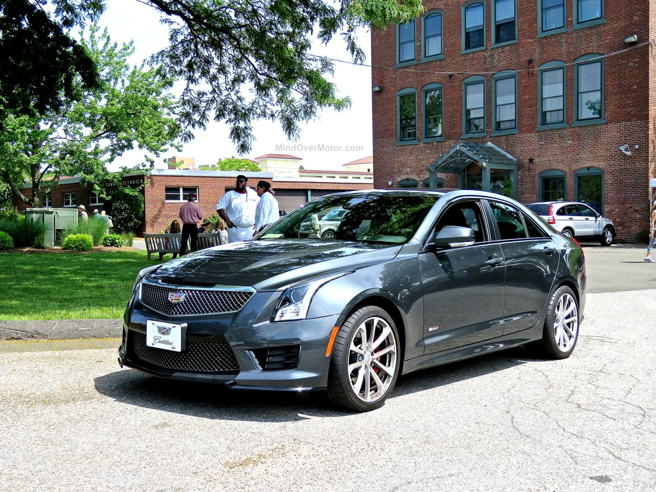 Cadillac ATS-V Review 1