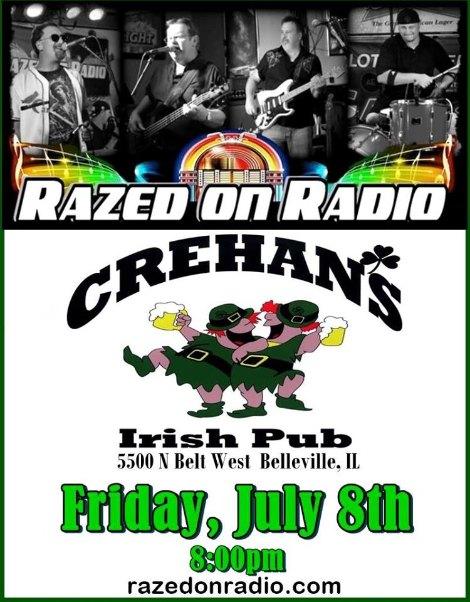 Razed On Radio 7-8-16