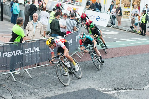 Croydon Cycle Race 2016 Cycling Criterium Pearl Izumi Tour Series