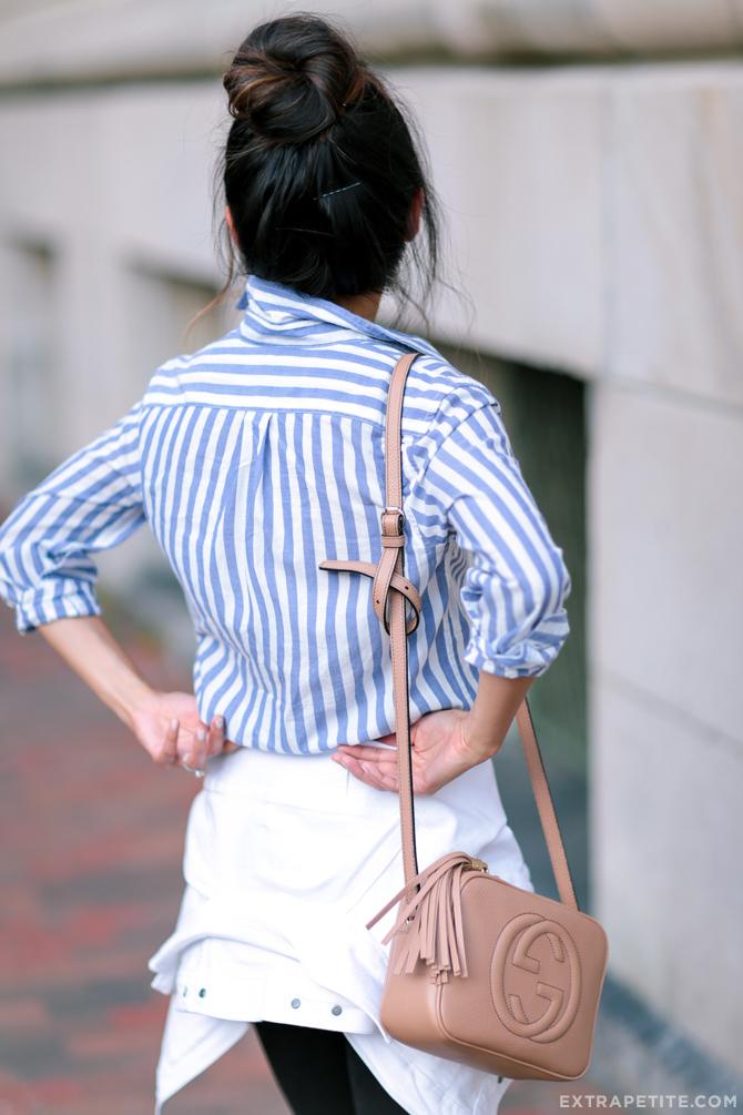 gucci soho bag tan brown shorten strap