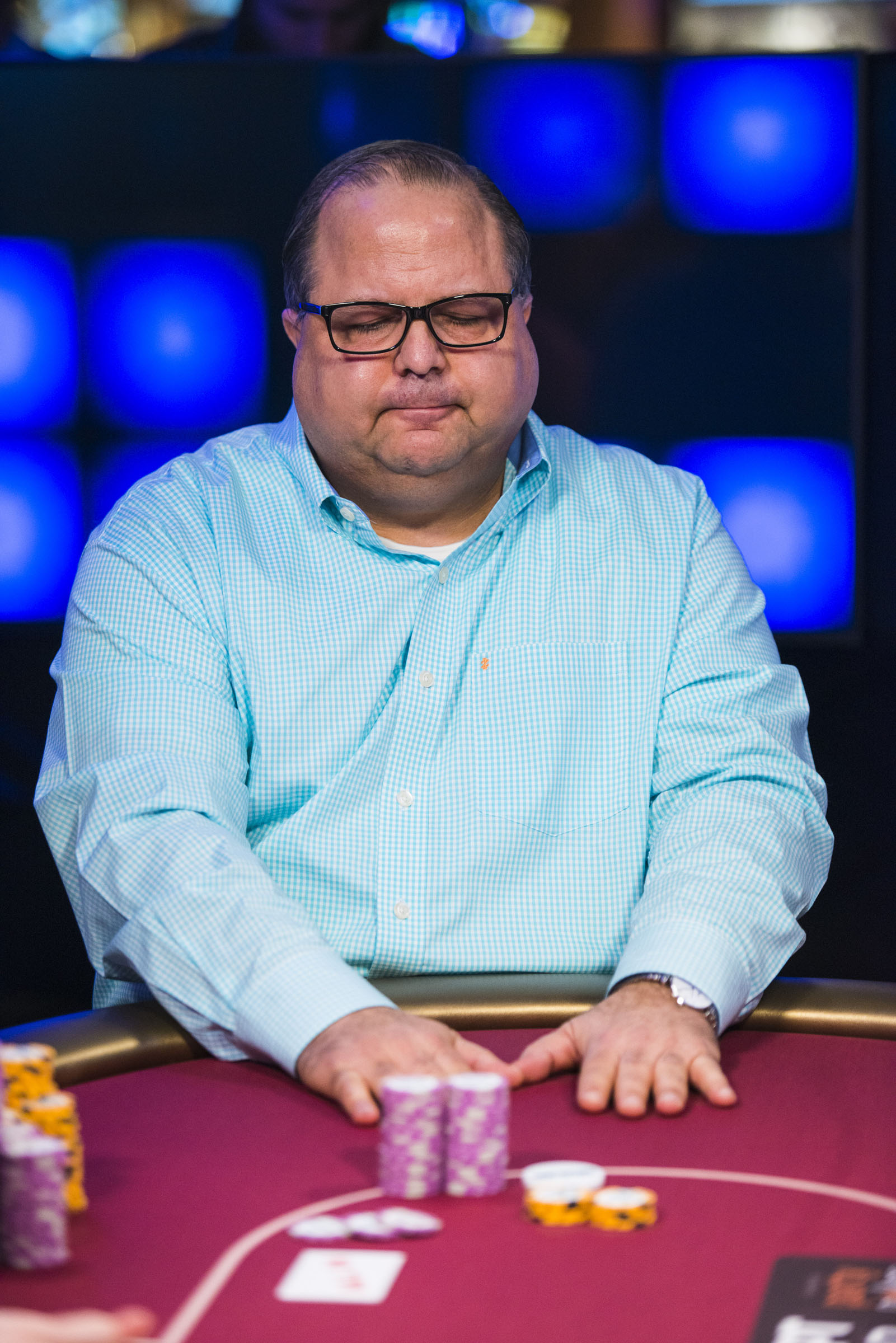 Meet the partypoker wpt500 at aria final table wpt500 for 12 seater poker table