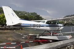 I-BISB - 17275014 - Aero Club Como - Cessna 172P Skyhawk II - Lake Como, Italy - 160625 - Steven Gray - IMG_6375