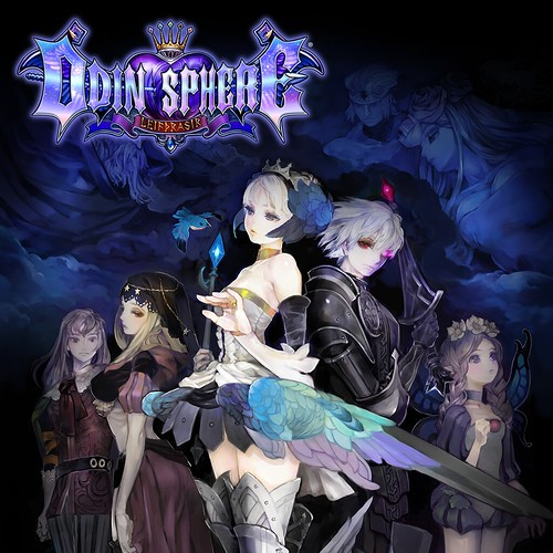 Odin Sphere Leifthrasir - PS4 - Demo