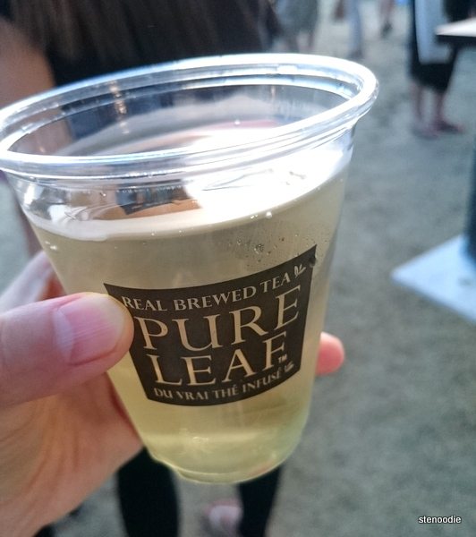 Unsweetened Green Tea Iced Tea from Pure Leaf